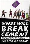 wordswillbreakcement