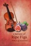 harvest of ripe figs