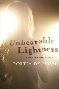 unbearable lightness portia de rossi